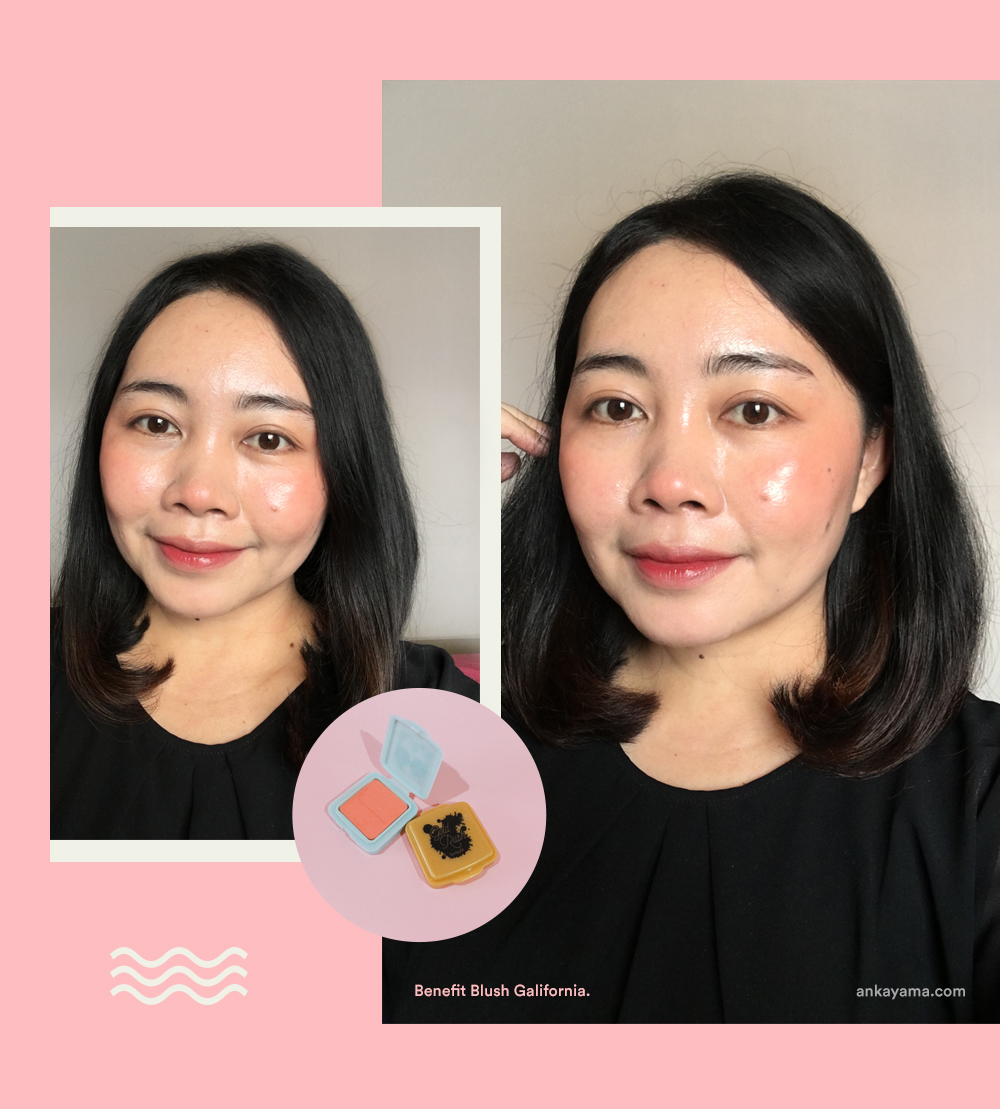 March Faves Benefit Galifornia Ankayama