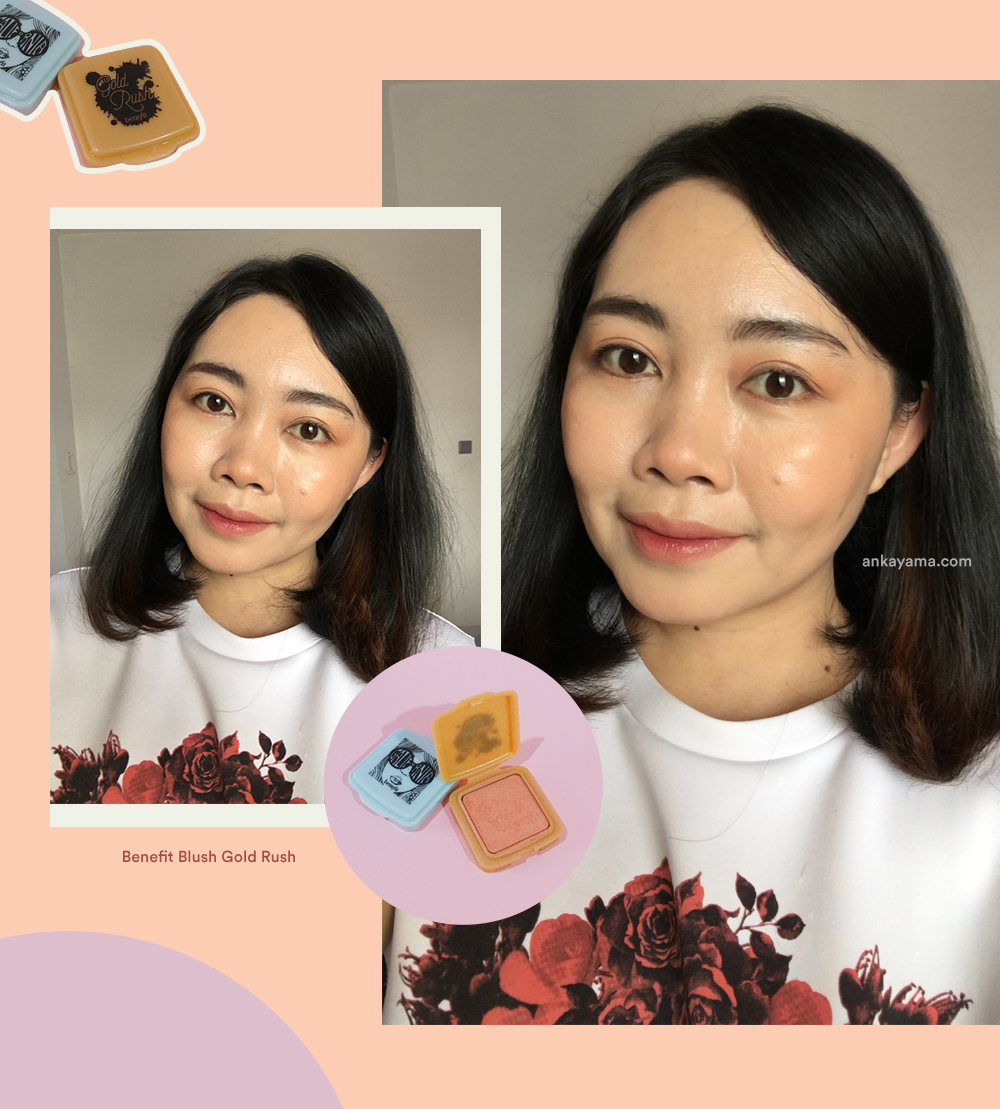 March Faves Benefit Gold Rush Ankayama