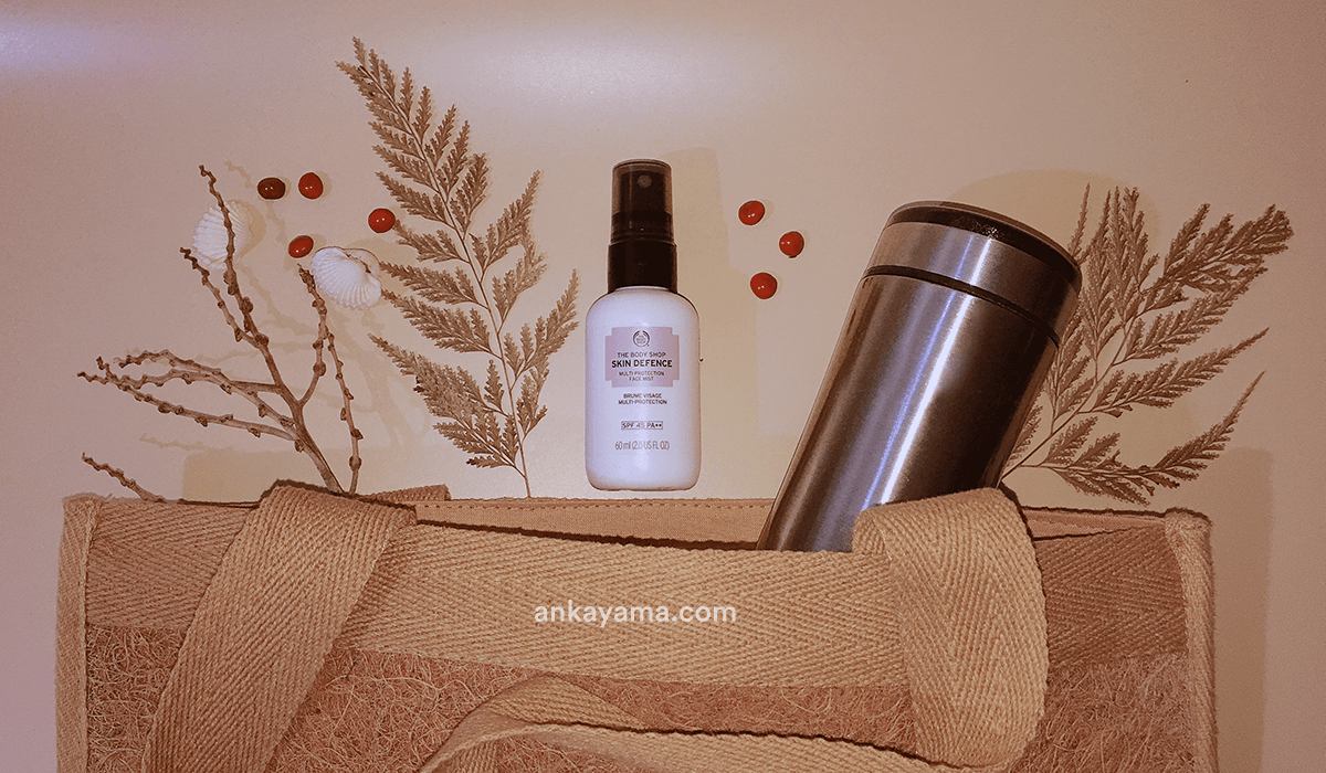 The Body Shop Skin Defence - Ankayama