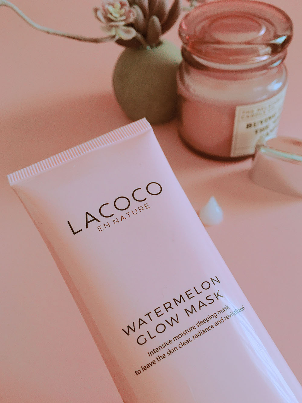 Lacoco Watermelon Glow Mask