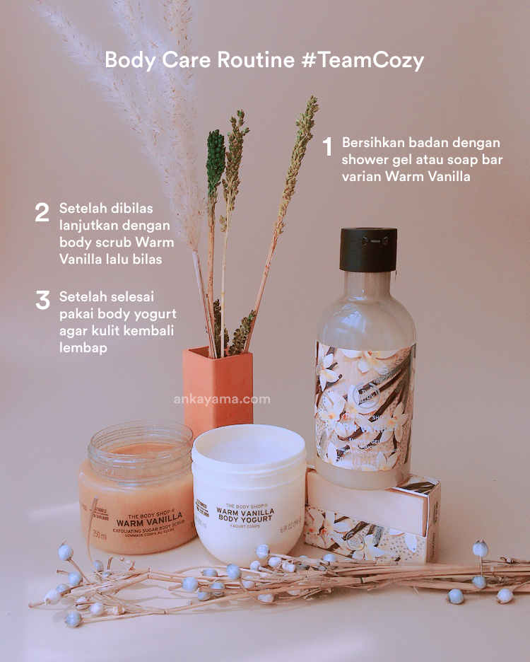 Body Care Routine